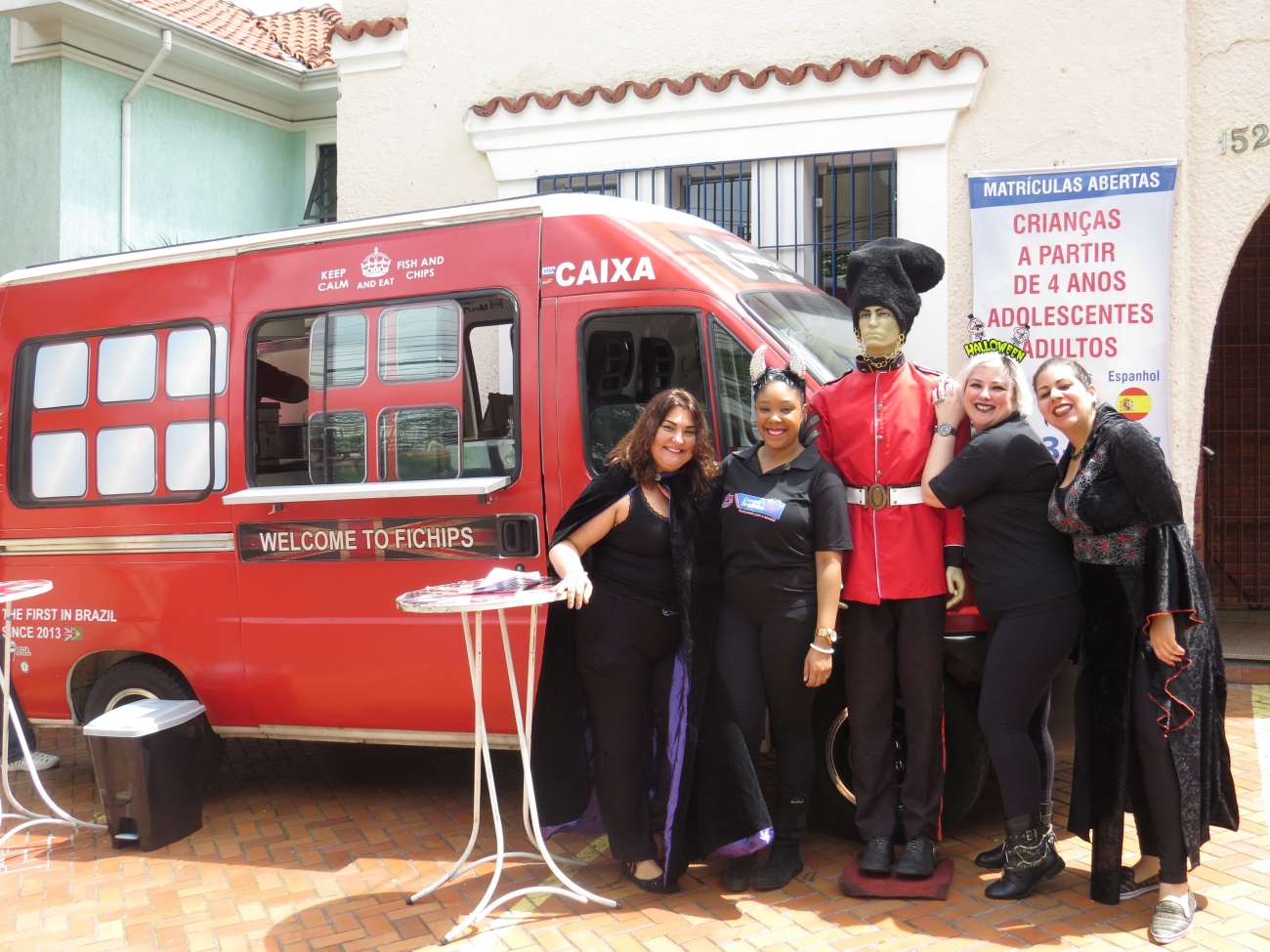 Food Truck Outubro 2015