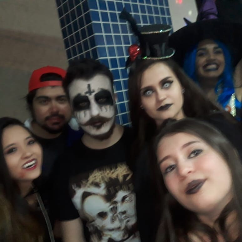 Halloween 2019 do Centro Britânico Imirim